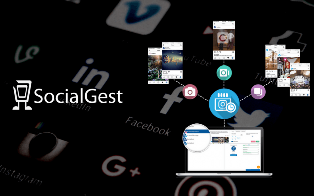 La suite SocialGest empuja con fuerza con gestión Instagram incluida